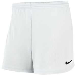 Nike Team Park Dry II Shorts - Women's - White/White/Black