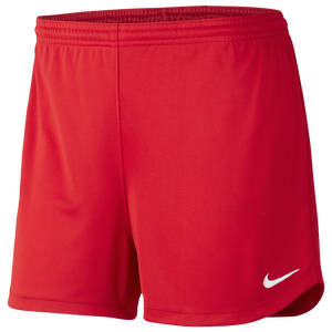 Nike Team Park Dry II Shorts - Women's - Red/White