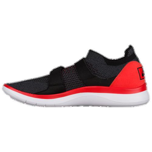 Nike Air Sockracer Flyknit - Men's Casual - Chile Red/Black/Dark Grey/White 98022600