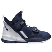 Nike LeBron Soldier XIII SFG - Men's -  Lebron James - Navy / White