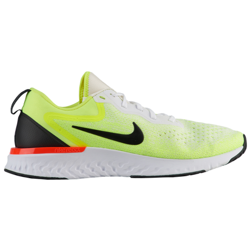38c246ecf1c0 Nike Odyssey React - Men s - Running - Shoes - White Black Volt ...