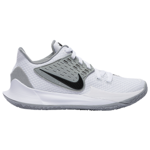 Nike Kyrie Low 2 - Men's - Irving, Kyrie - White/Black/Silver