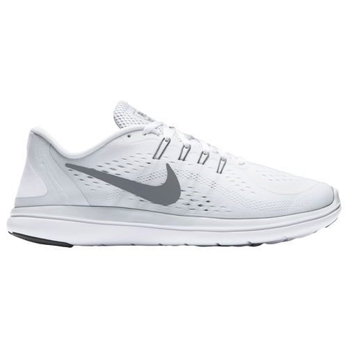 Nike Flex RN 2017 - Men s - Running - Shoes - White Cool Grey Pure ... f14bc3061