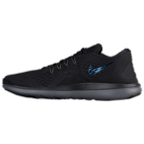 6a528d43cd9c Nike Flex Run 2017 - Women s - Running - Shoes - Black Dark Grey Dark Grey