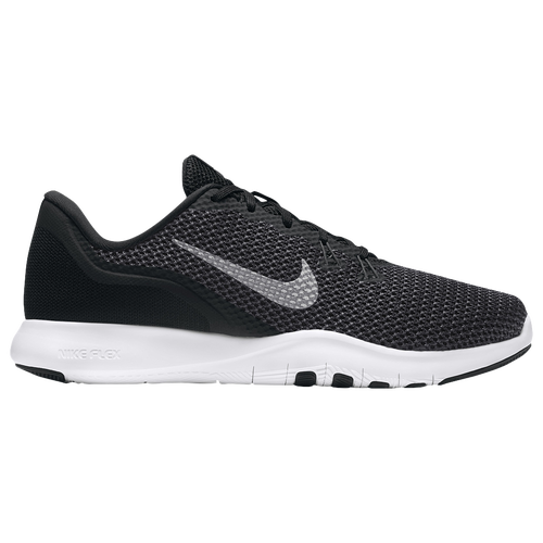 Nike Flex Trainer 7 - Women's - Black / Silver
