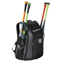Louisville Slugger Prime Stick Pack - Black / Grey