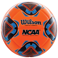 Wilson Team NCAA Forte Fybrid II Soccer Ball - Men's - Orange