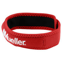 Mueller Jumper's Knee Strap - Red / White
