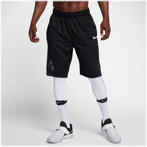 7b194fbd1084 Nike Elite Posterize Shorts - Men s - Basketball - Clothing - Black White