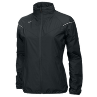 Nike Team Stormfit Woven Jacket - Women's - All Black / Black
