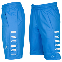77caf8cc12807f Jordan AJ Shorts - Men s - Basketball - Clothing - Wolf Grey White