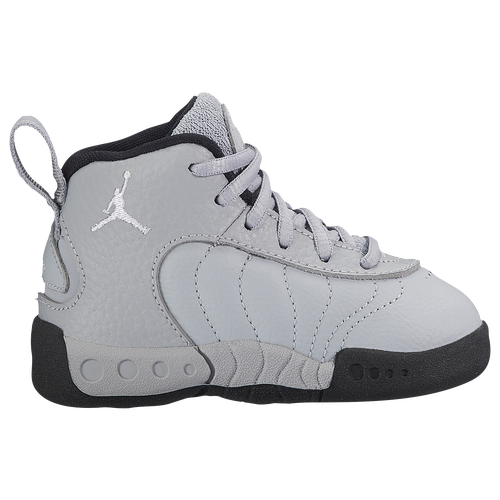 Jordan Jumpman Pro - Boys' Toddler - Grey / White