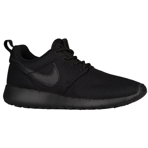 black nike roshe for kids