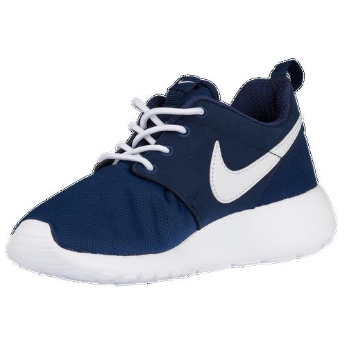 Nike Roshe Courir Marine Enfants