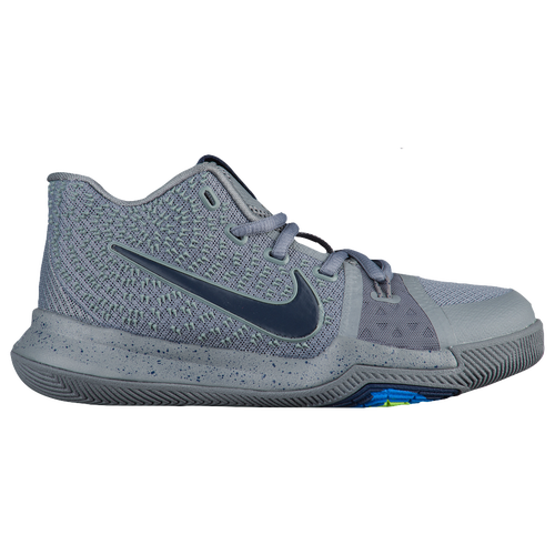 low priced 94e18 80be9 Nike Kyrie 3 - Boys  Preschool - Basketball - Shoes - Irving, Kyrie - Cool  Grey Black Anthracite Polarized Blue