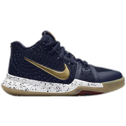 Nike Kyrie 3 Boys Preschool Basketball Shoes