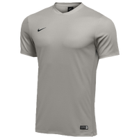 Nike Team Dry Park VI Jersey - Men's - Grey / Black