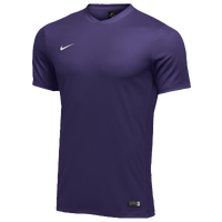 Nike Team Dry Park VI Jersey - Men's - Purple / White