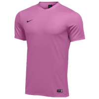 Nike Team Dry Park VI Jersey - Men's - Pink / Black
