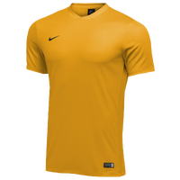 Nike Team Dry Park VI Jersey - Men's - Gold / White