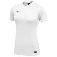 Nike Team Dry Park VI Jersey - Women's - All White / White