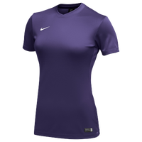 Nike Team Dry Park VI Jersey - Women's - Purple / White