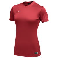 Nike Team Dry Park VI Jersey - Women's - Red / White