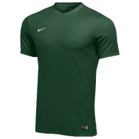 Nike Team Dry Park VI Jersey - Boys' Grade School - Dark Green / White