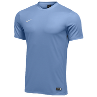 Nike Team Dry Park VI Jersey - Boys' Grade School - Light Blue / White