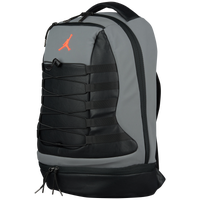 Jordan Retro 10 Backpack - Grey   Black 091de0f645be0
