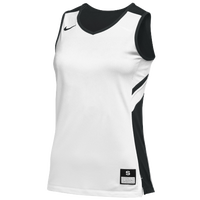 Nike Team Reversible Game Jersey - Women's - White / Black