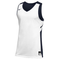 Nike Team Reversible Game Jersey - Men's - White / Navy