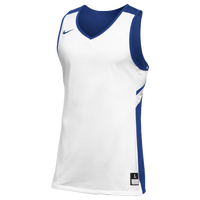 Nike Team Reversible Game Jersey - Men's - White / Blue