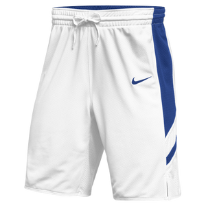 Nike Team Reversible Game Shorts - Men's - White/Royal