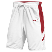 Nike Team Reversible Game Shorts - Men's - White