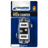 Champro Team Dual Pitch Counter