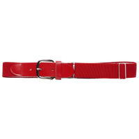 Champro Elastic/Leather Baseball Belt - Men's - Red