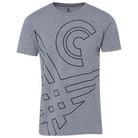 Crossover Culture To The Edge T-Shirt - Men's - Grey
