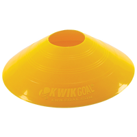 Kwik Goal Small Disc Cones Pack of 25 - Yellow