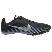 Nike Zoom Rival M 9 - Girls' Grade School - Black