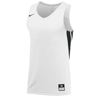Nike Team National Jersey - Boys' Grade School - White / Black