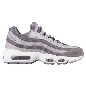 Shop Grey Nike Air Max 95 LX Velvet Shoe for Womens by Nike