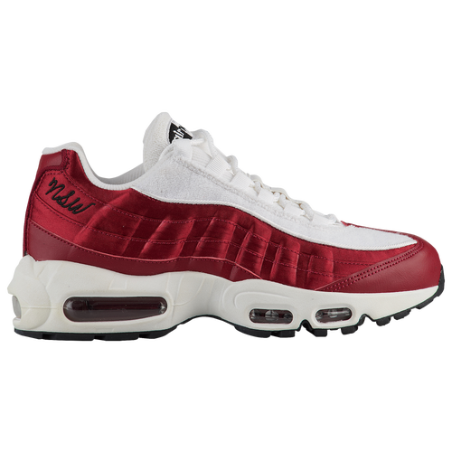 nike air max 95 donne scarpe casual rosso cotta / red cotta