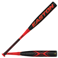 Easton Ghost X Evolution USA Youth Baseball Bat - Grade School - Black / Orange