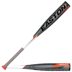 Easton BB20MX  MAXUM 360 BBCOR Baseball Bat - Men's - Silver/Black