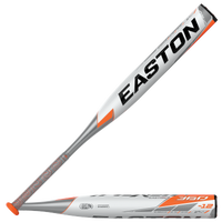 Easton SL20MX12 MAXUM 360 USSSA Baseball Bat - Men's - Silver / Orange