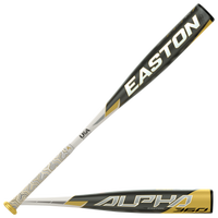 Easton YBB20AL11 ALPHA 360 USA Baseball Bat - Men's - Black / Gold