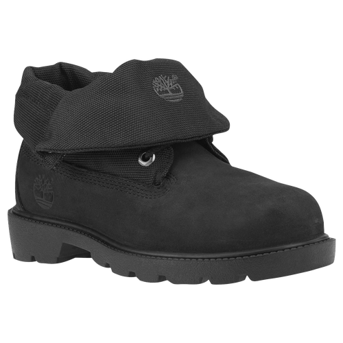 010936751c22 Timberland Roll Top Boots - Boys  Preschool - Casual - Shoes - Black