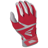 Easton Z7 VRS Hyperskin Batting Gloves - Men's - Red / Grey