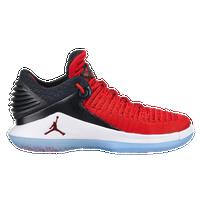 fb920ef2dd4 Jordan AJ XXXII Low - Boys' Grade School - Red / Red